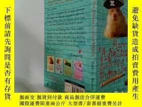 二手書博民逛書店More罕見Adventures According to Humphrey:漢弗萊說還有更多的冒險..Y20