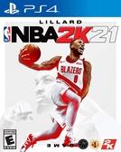 PS4 美國職業籃球 NBA 2K21 中文版 實體版