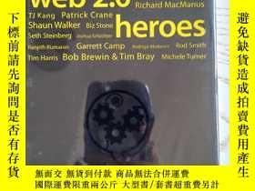 二手書博民逛書店Web罕見2.0 Heroes: Interviews with