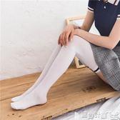 絲襪 加長天鵝絨過膝襪春夏薄款日系學生白絲襪女高筒襪大腿襪長筒襪子 寶貝計畫
