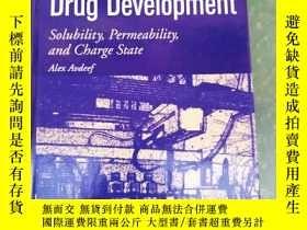 二手書博民逛書店原版英文精裝本罕見Absorption And Drug Dev
