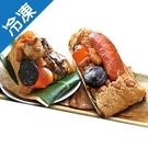 黑橋牌-冠軍雙饗粽禮盒6粒/盒【愛買冷凍...