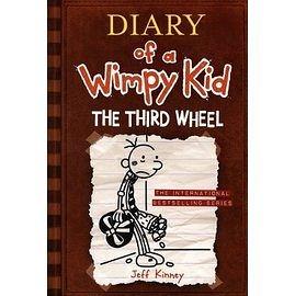 【麥克書店】DIARY OF A WIMPY KID THE THIRD WHEEL #7