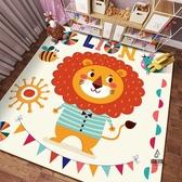 爬行墊嬰兒童小孩爬爬墊游戲地毯冬季保暖地墊子家用【愛物及屋】