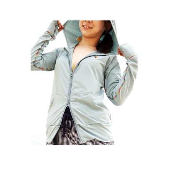 LADIES日本hele i Whao 防曬外套 防曬衣 衝浪衣 防磨衣 水母衣 防護衣 防寒衣 浮潛衣 遮陽外套 夏日
