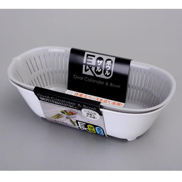 日本製【KOKUBO】 長型洗菜籃.盆 2入/ 組