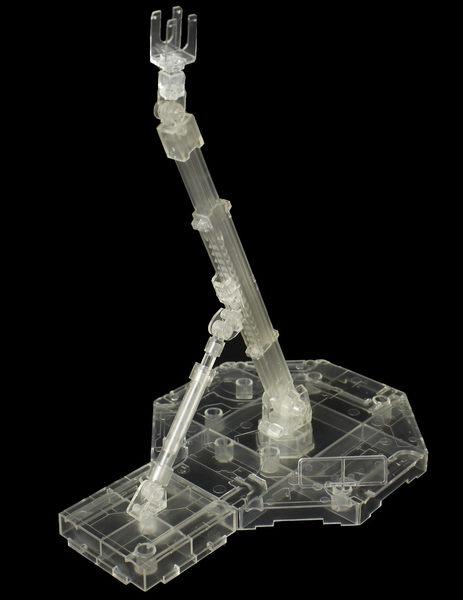 高透明支架 MG HG RG 1/100 1/144 通用支架 台工坊 鋼彈模型支架 萬能支架 Action Base