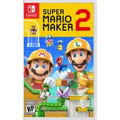 [哈GAME族]免運費 可刷卡●挑戰上百萬自製關卡●NS 超級瑪利歐創作家 2 中文版 Super Mario Maker2