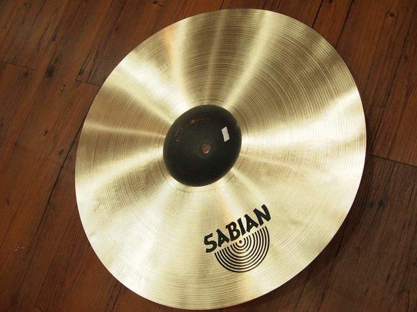 凱傑樂器 SABIAN 19吋 AAX TREMOR 銅鈸