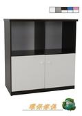 【環保傢俱】塑鋼置物櫃,塑鋼收納櫃.塑鋼書櫃(整台可水洗)277-01