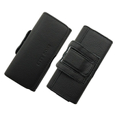 CB ASUS Zenfone 6 6吋 真皮橫式腰掛皮套