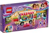樂高積木 41129 好朋友 遊樂園 熱狗車 ( LEGO Friends Hot Dog Van )