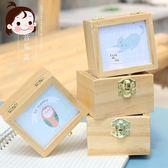 木質相框音樂盒兒童創意樂器小擺件送女孩生日禮物小禮品·皇者榮耀3C旗艦店