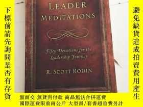 二手書博民逛書店Steward罕見Leader MeditationsY2347