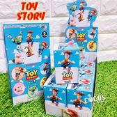 日本 PUTITTO 玩具總動員 玩總系列 杯緣子 公仔盒玩 公仔擺飾 不挑款單盒販售 COCOS TU003