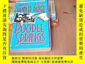 二手書博民逛書店poodle罕見springsY15641 berkley bo