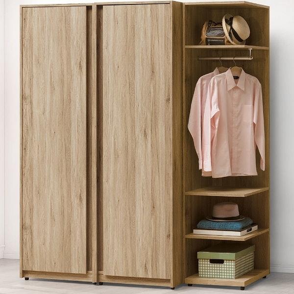 衣櫃 衣櫥 AT-544-1 莫蘭迪5.5尺衣櫥【大眾家居舘】