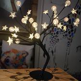 女朋友閨蜜走心生日禮物溫馨檯燈創意櫻花夜燈抖音 盯目家