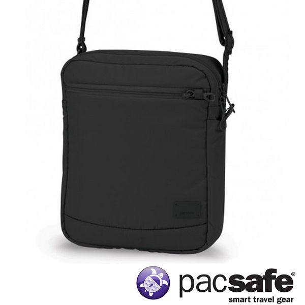 Pacsafe CITYSAFE CS150 休閒斜肩包 女 黑色 |防盜|肩背|旅遊 20215100