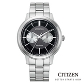 CITIZEN 星辰 光動能 BU4030-91E 手錶 黑/39.5mm