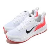 Nike 慢跑鞋 Wmns WearAllDay 白 紅 女鞋 基本款 運動鞋 【ACS】 CJ1677-101