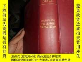 二手書博民逛書店Cambridge罕見Bible for Schools and