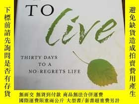 二手書博民逛書店One罕見Month to Live: Thirty Days