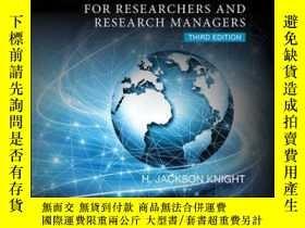 二手書博民逛書店Patent罕見Strategy: For Researchers and Research Managers,