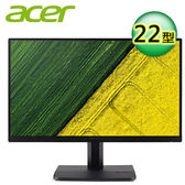 【Acer 宏碁】ET221Q 22型 IPS窄邊框電腦螢幕