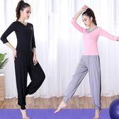瑜珈服健身房運動套裝女跑步瑜伽服
