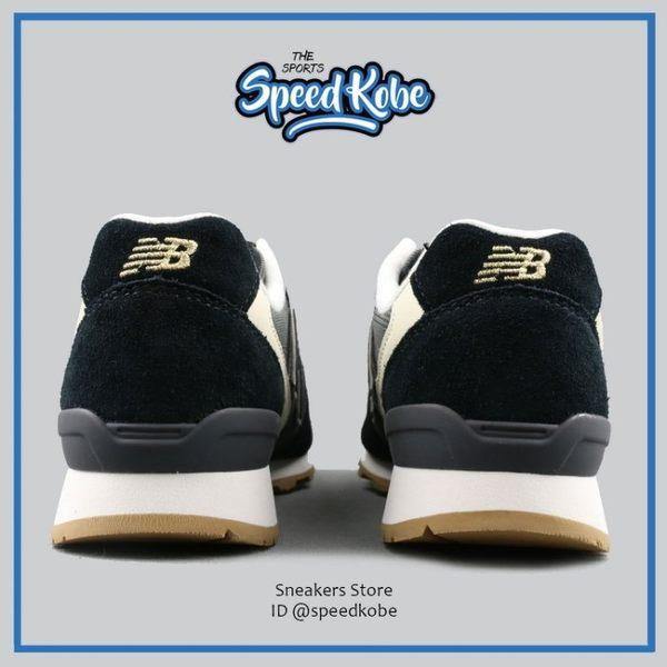 NEW BALANCE 996 咖啡黑麂皮 格紋 土黃 運動 休閒 復古慢跑鞋 女 WR996GV☆SP☆