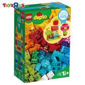 玩具反斗城 樂高LEGO 得寶系列 10887 歡樂創意顆粒套裝