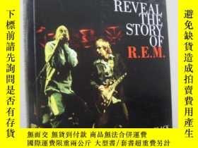 二手書博民逛書店Reveal罕見the story of R.E.M. 《R.E