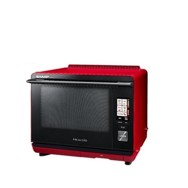 SHARP夏普30公升水波爐微波爐紅色AX-XP5T(R)