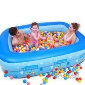 游泳池家庭用大號寶寶充氣泳池成人加厚小孩水池玩具