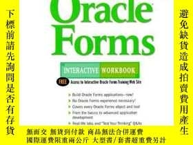 二手書博民逛書店Oracle罕見Forms Interactive WorkbookY255562 Baman Motival