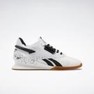 Reebok Legacy Lifter Ii [FV0533] 男鞋 運動 休閒 健身 舉重 穩定 透氣 白 黑