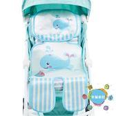 (店主嚴選)嬰兒涼席嬰兒推車涼席傘車通用夏季透氣新生兒幼兒園兒童寶寶夏季午睡涼席