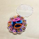 透明盒 多格 塑料盒 收納盒 萬用盒 首飾盒 藥盒 水彩盤 手提式 造型分格收納盒【N170】生活家精品