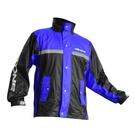 【東門城】ASTONE RA-502 兩件式運動型雨衣(黑藍)
