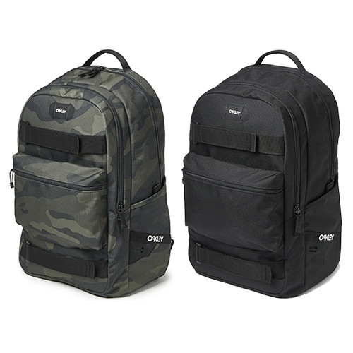 OAKLEY STREET SKATE BACKPACK 帥氣實用 簡單好搭配 雙肩後背包 電腦包
