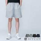 【OBIYUAN】棉短褲 休閒短褲 素面 厚磅 MIT 抽繩 五分褲 共4色【X1016】