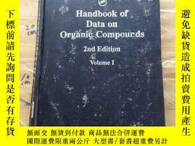 二手書博民逛書店Handbook罕見of Data on Organic Compounds 2nd Edition .VOLUM