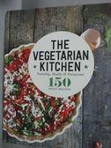 【書寶二手書T6/餐飲_XEF】The Vegetarian Kitchen_Honey Pty Ltd