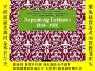 二手書博民逛書店Repeating罕見Patterns 1100 - 1800(+ Cd-rom)Y255562 Pepin
