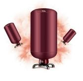 乾衣機 TCL烘干機家用寶寶衣物風干機靜音省電暖衣架小圓型干衣機速干衣 免運 維多