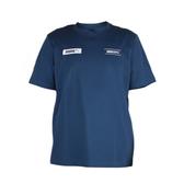 PUMA 基本系列 NU-TULITY 短袖T恤 藍 582729-43