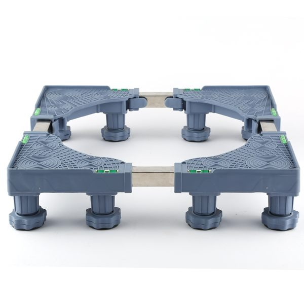 滾筒通用洗衣機防水底座托架腳架移動萬向輪墊支架全自動固定xw