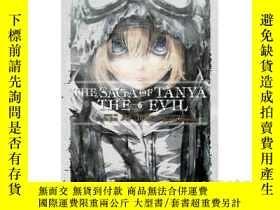二手書博民逛書店The罕見Saga of Tanya the Evil, Vol