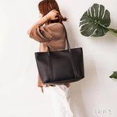 托特包 2019新款百搭托特包大容量托特包時尚大學生上課托特包 aj1515『美好時光』